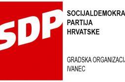 SDP logo Ivanec